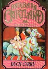 Okładka książki Duch cyrku Barbara Cartland
