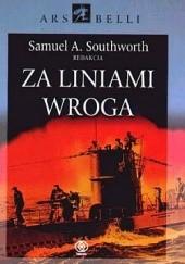 Okładka książki Za liniami wroga
