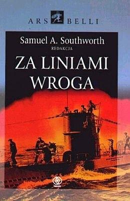 Okładka książki Za liniami wroga Samuel A. Southworth