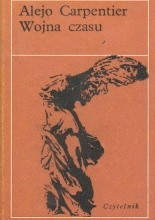 Okładka książki Wojna czasu
