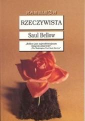 Okładka książki Rzeczywista Saul Bellow