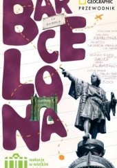 Okładka książki Barcelona. Wakacje w wielkim mieście Damien Simonis