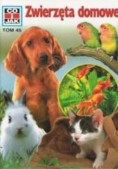 Okładka książki Zwierzęta domowe Heinz Sielmann
