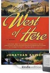 Okładka książki West of Here Jonathan Evison