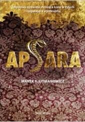 Okładka książki Apsara Marek R. Litmanowicz