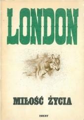 Okładka książki Miłość życia Jack London