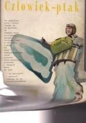 Okładka książki Człowiek-ptak Léo Valentin