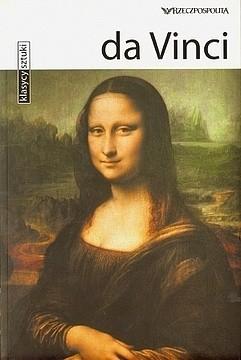 Okładka książki da Vinci Francesca Debolini