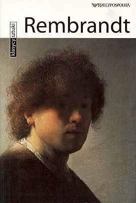 Okładka książki Rembrandt praca zbiorowa