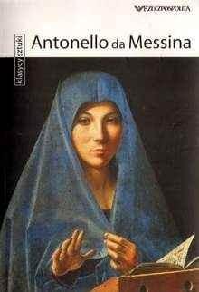 Okładka książki Antonello da Messina praca zbiorowa
