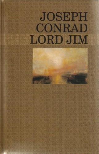 Okładka książki Lord Jim Joseph Conrad