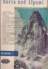 Okładka książki Burza nad Alpami praca zbiorowa,Józef Nyka