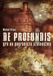 Okładka książki De Profundis Michał Oracz