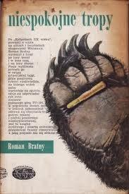 Okładka książki Niespokojne tropy Roman Bratny