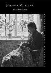 Okładka książki Stratygrafie Joanna Mueller