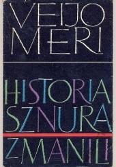 Okładka książki Historia sznura z Manili Veijo Meri