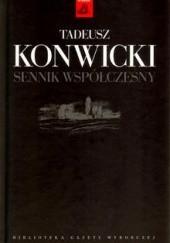 Okładka książki Sennik współczesny Tadeusz Konwicki