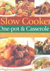 Okładka książki Best-Ever Slow Cooker, One-Pot & Casserole Cookbook