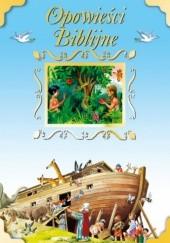 Okładka książki Opowieści biblijne Anna Casalis