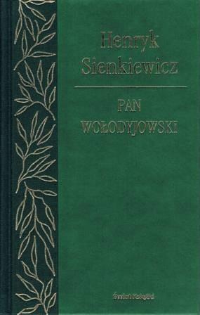 Okładka książki Pan Wołodyjowski Henryk Sienkiewicz