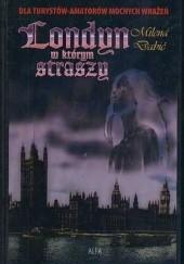 Okładka książki Londyn, w którym straszy Milena Dabić