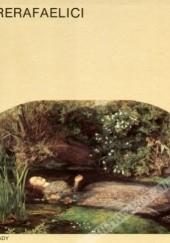 Okładka książki Prerafaelici Adam Konopacki