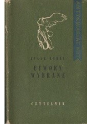Okładka książki Utwory wybrane Izaak Babel