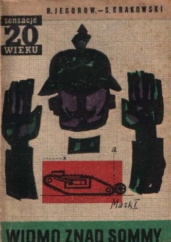 Okładka książki Widmo znad Sommy Ryszard Jegorow