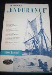 "Okładka książki Wyprawa ""Endurance"" Alfred Lansing"