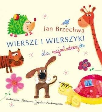 Wiersze I Wierszyki Dla Najmłodszych Jan Brzechwa 94038