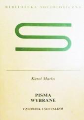 Okładka książki Człowiek i socjalizm