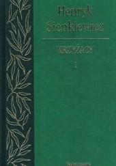 Okładka książki Krzyżacy. Tom 1.