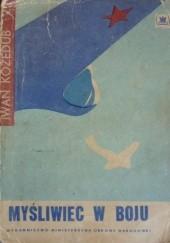 Okładka książki Myśliwiec w boju