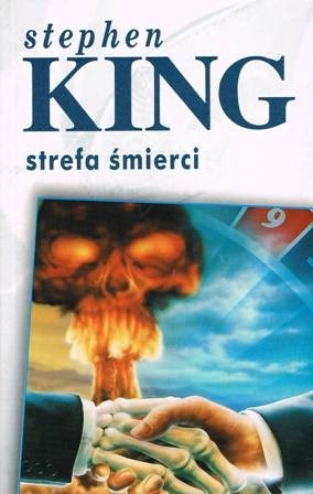 Okładka książki Strefa śmierci Stephen King