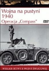 Okładka książki Wojna na pustyni 1940. Operacja Compass