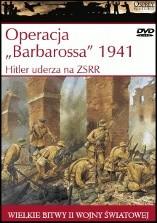 Okładka książki Operacja Barbarossa 1941. Hitler uderza na ZSRR Michał Fiszer,Jerzy Gruszczyński