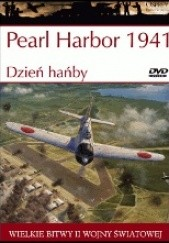 Okładka książki Pearl Harbor 1941. Dzień hańby