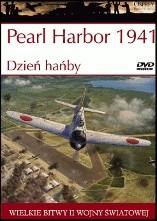 Okładka książki Pearl Harbor 1941. Dzień hańby Carl Smith