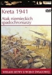 Okładka książki Kreta 1941. Atak niemieckich spadochroniarzy