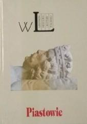 Okładka książki Piastowie. Leksykon biograficzny Stanisław Szczur,praca zbiorowa,Krzysztof Ożóg