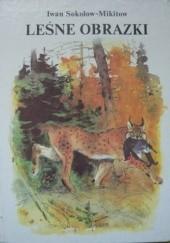 Okładka książki Leśne obrazki Iwan Sokołow-Mikitow