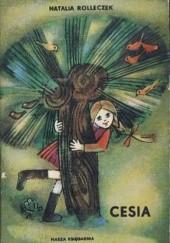 Okładka książki Cesia Natalia Rolleczek