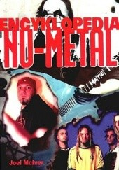 Okładka książki Nu-metal - encyklopedia Joel McIver