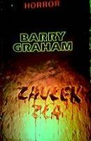 Okładka książki Zaułek zła Barry Graham
