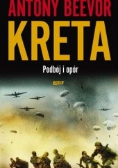 Okładka książki Kreta: Podbój i opór Antony Beevor