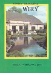 Okładka książki Wiry Henryk Sienkiewicz