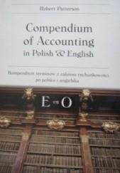 Okładka książki Compendium of Accounting in Polish & English E - O Robert Patterson