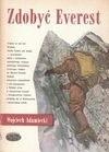 Okładka książki Zdobyć Everest