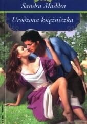 Okładka książki Urodzona księżniczka