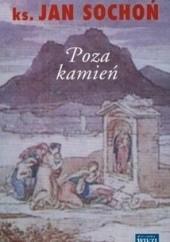 Okładka książki Poza kamień Jan Sochoń